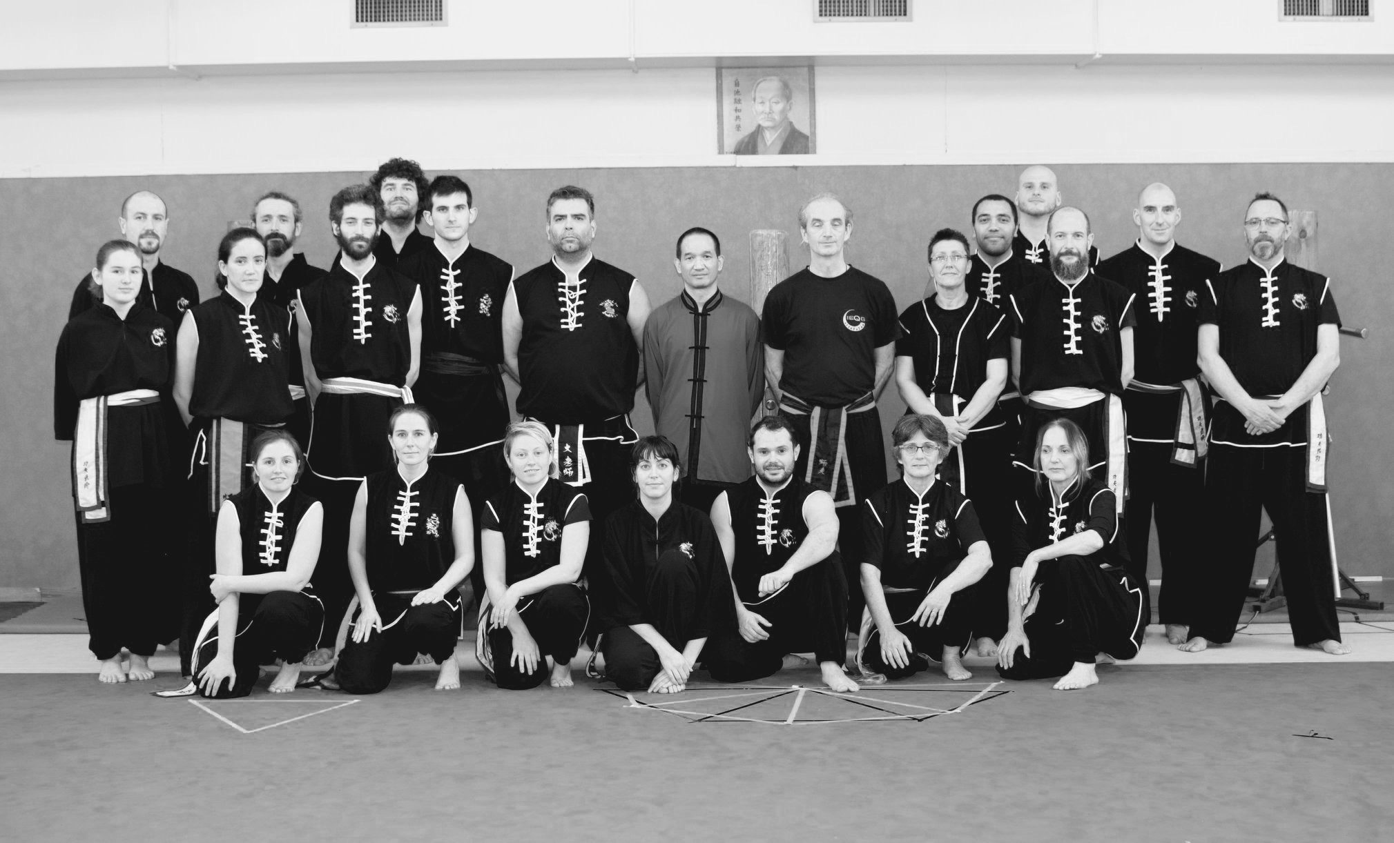Stage Wing Chun (février 2020)
